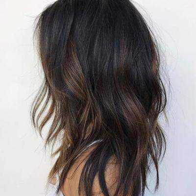 coffee hair color