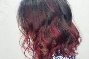redhead lob